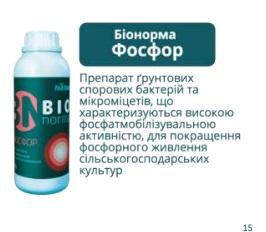 Біонорма Фосфор